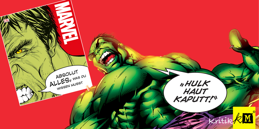 Marvel Bücher - Absolut Alles Was Du Wissen Musst - Dorling Kindersley - kulturmaterial