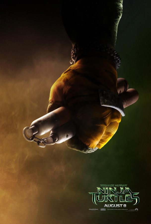 Michelangelo: Nunchaku (Chaku)