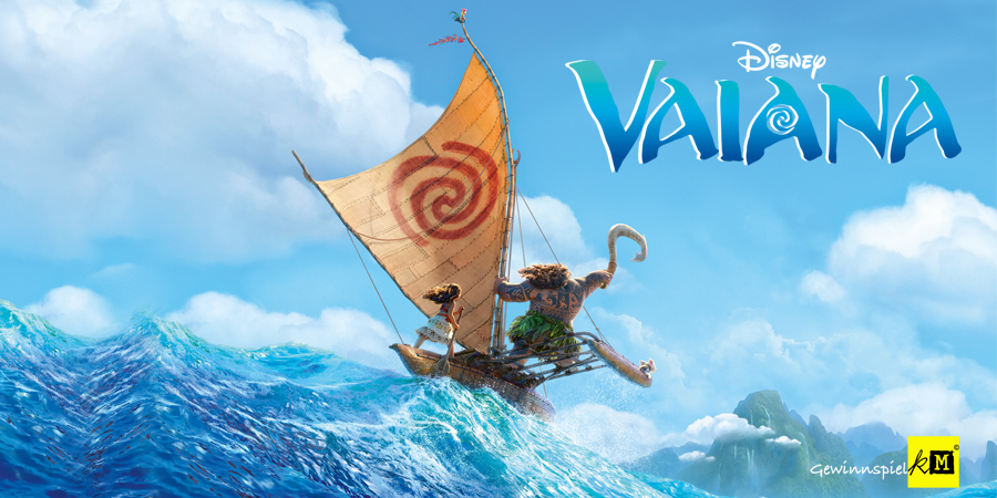 Disney Animation Vaiana - kulturmaterial - Title