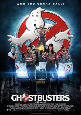 Ghostbusters - SONY - kulturmaterial - German Poster