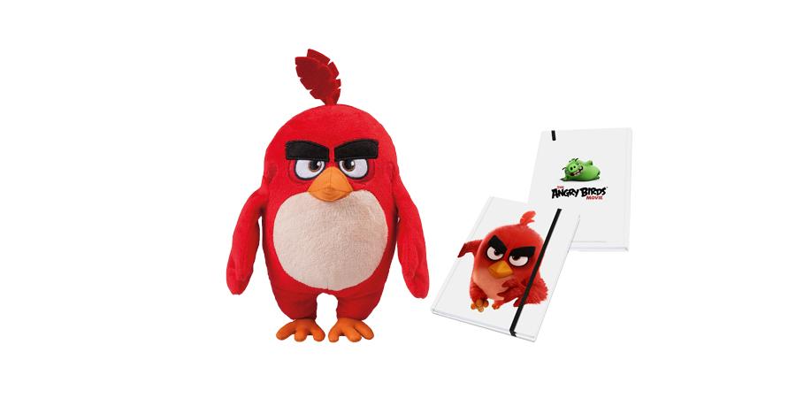 Angry Birds Film - Rovio Entertainment  - Sony - kulturmaterial - Fanartikel Gewinnspiel