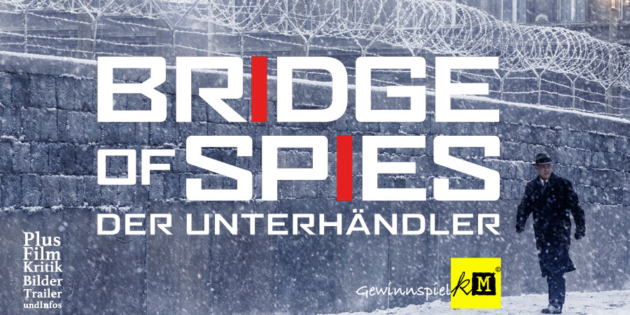 Bridge Of Spies - Steven Spielberg - Tom Hanks - 20th Century Fox - kulturmaterial - Title