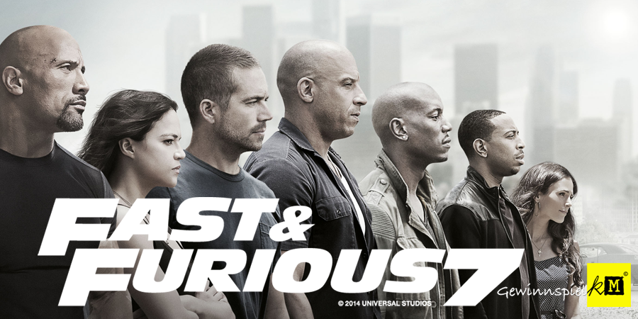 fast furious 7 film buch sound was ist kult. Black Bedroom Furniture Sets. Home Design Ideas