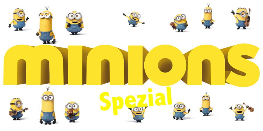 Minions Fashion Mode Spezial - Universal - kulturmaterial