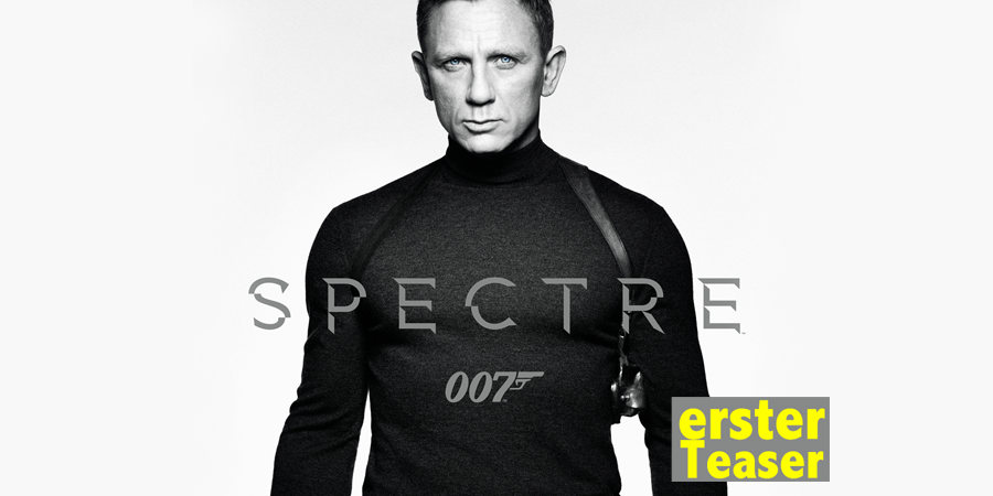 Spectre - Bond 24 - Sony - kulturmaterial