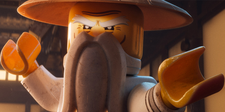 Lego Ninjago Movie - Warner Bros - kulturmaterial