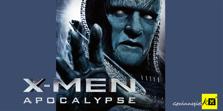 X-Men Apocalypse - Marvel - 20th Century Fox - kulturmaterial