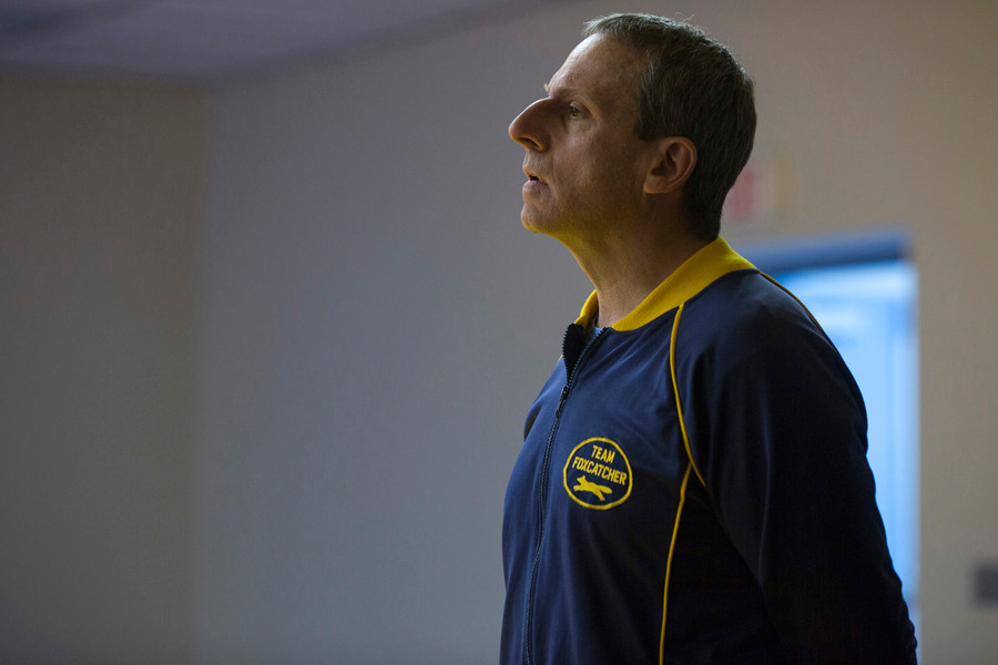 Foxcatcher-Film-Steve Carell-Koch Media-kulturmaterial