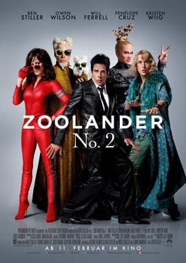 Zoolander 2 - Ben Stiller - Paramount - kulturmaterial