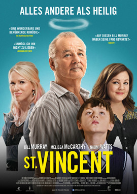 St Vincent-Bill Murray-Sony-Kino-Film-kulturmaterial