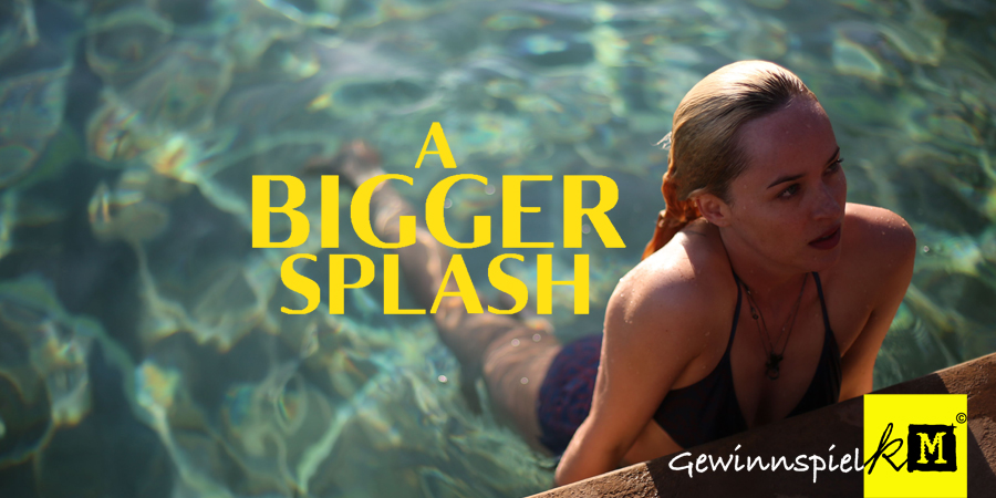 Dakota Johnson - A Bigger Splash - Studiocanal - kulturmaterial