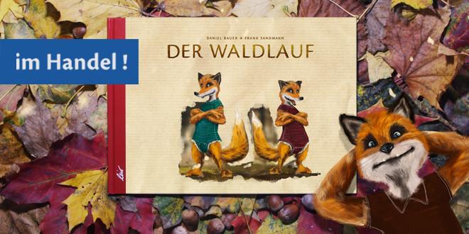 Der Waldlauf-Daniel Bauer-Leipziger Kinderbuchverlag-leiv-kulturmaterial