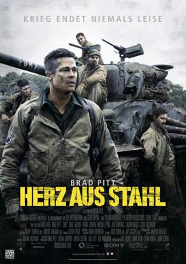 Herz aus Stahl-FURY-Brad Pitt-Sony Pictures-kulturmaterial