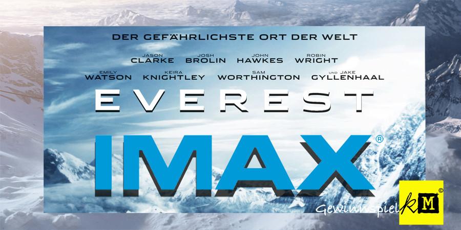 Everest IMAX - Universal - kulturmaterial - Title