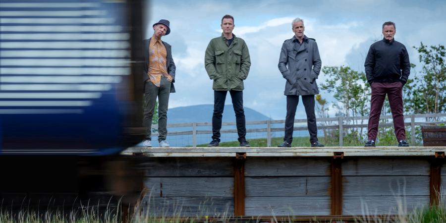 Trainspotting 2 - Danny Boyle - Sony - kulturmaterial - Title
