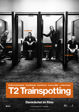 T2 Trainspotting - Sony - kulturmaterial