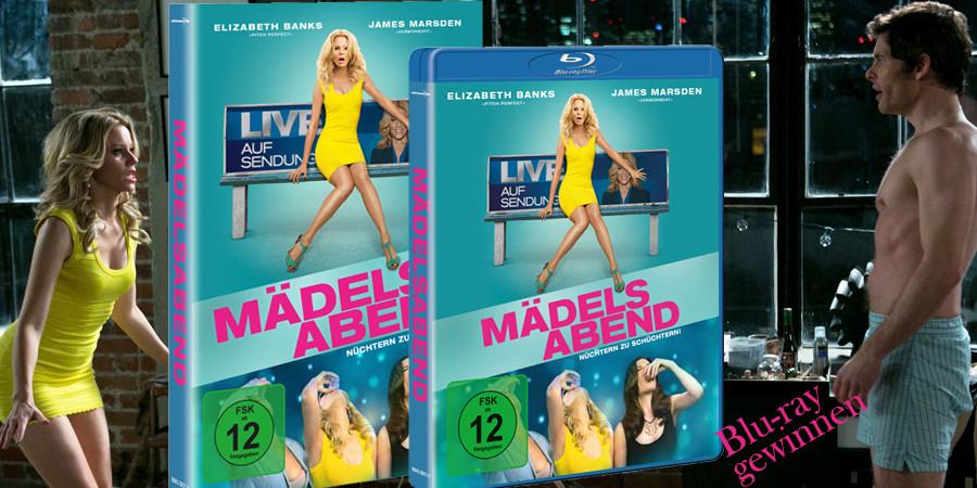 Mädelsabend-Elizabeth Banks-Universum-DVD-Blu-ray-kulturmaterial