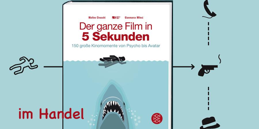 Der ganze Film in 5 Sekunden-Fischer-kulturmaterial-Buch