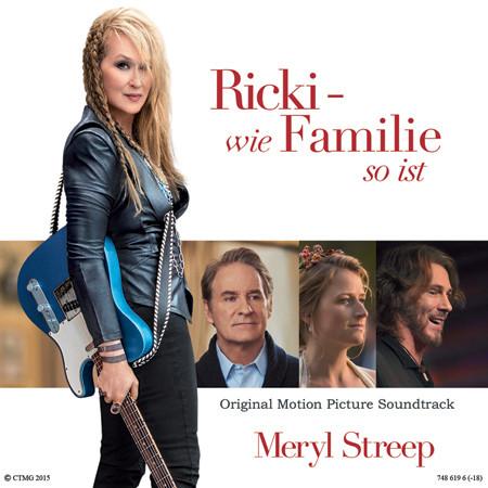 Ricki - wie Familie so ist Gewinnspiel - Meryl Streep Sony - kulturmaterial - Front Cover