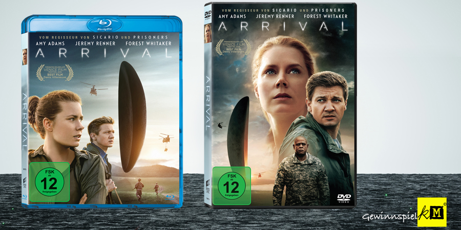 Science-Fiction - ARRIVAL - Sony Pictures - kulturmaterial