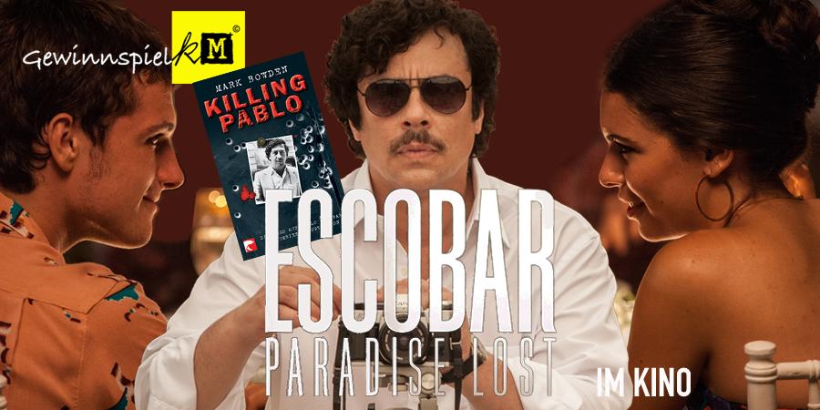 Escobar Paradise Lost - Benicio Del Toro - Josh Hutcherson - Alamode - kulturmaterial