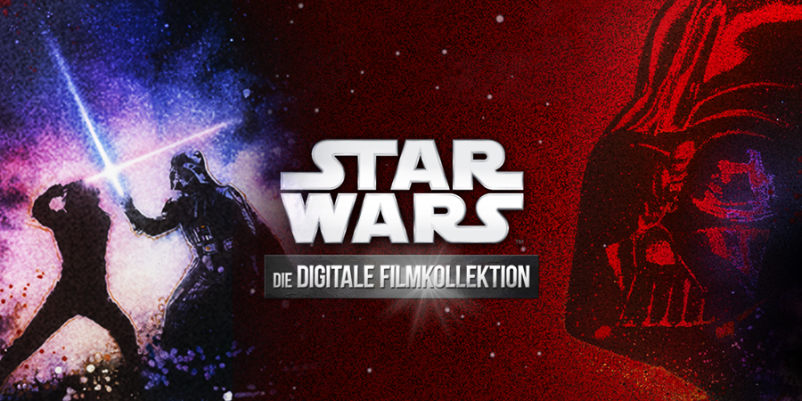 STAR WARS - Digital-HD - Die Digitale Film Kollektion - Disney - kulturmaterial
