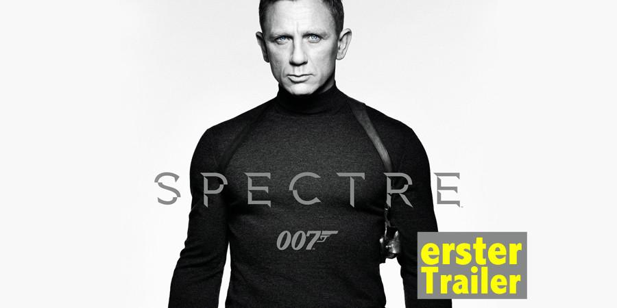 Spectre Trailer - Bond 24 - Sony - kulturmaterial
