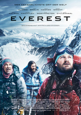Everest 3D - Jason Clarke - Josh Brolin - FilmPlakat