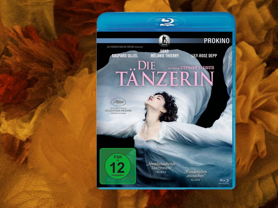 Loie Fuller - Isadora Ducan - Die Tänzerin Blu-ray - ProKino - kulturmaterial - Gewinnspiel