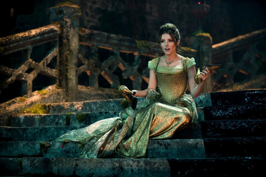Into the Woods - Cinderella - Anna Kendrick Film - Gewinnspiel - Disney - kulturmaterial