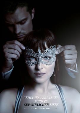 Fifty Shades Of Grey 2 - Gefährliche Liebe - Universal - kulturmaterial