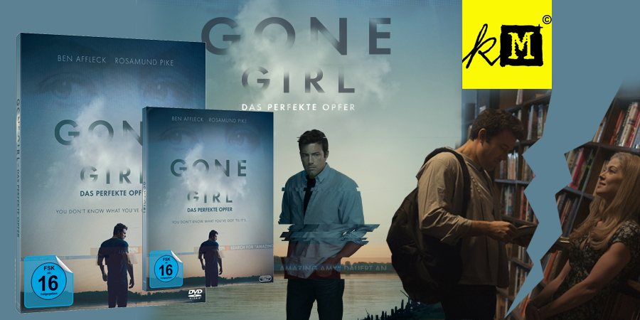 Gone Girl-Bluray-DVD-20th Century Fox-kulturmaterial
