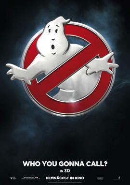 Ghostbusters im Kino - Sony - kulturmaterial