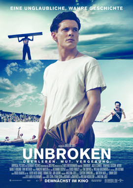 Unbroken-Angelina Jolie-Universal-Film-Kino-kulturmaterial