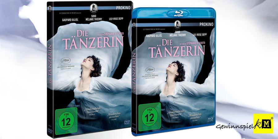 Loie Fuller - Moderner Tanz - Die Tänzerin - Film - ProKino - kulturmaterial