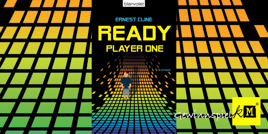 Ernest Cline - Ready Player One - Randomhouse Blanvalet - kulturmaterial