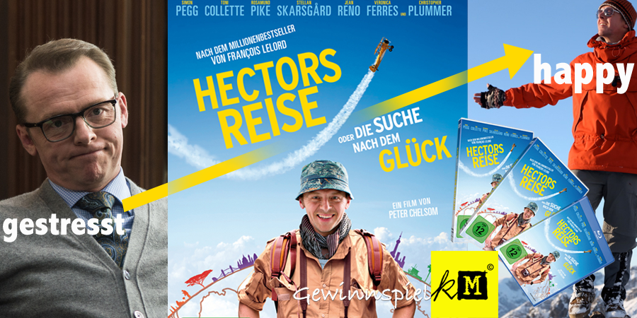 Hectors Reise-DVD-Bluray-Gewinnspiel-Eurovideo-kulturmaterial