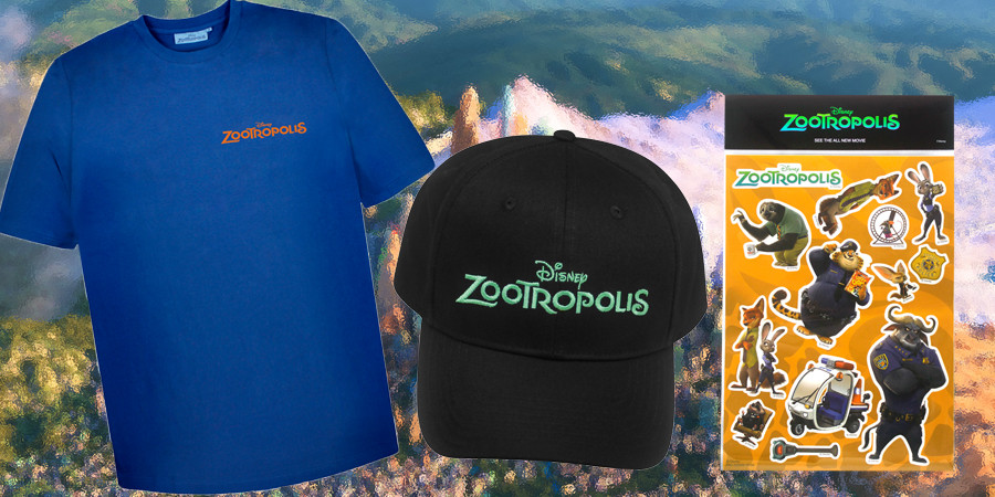 Zoomania - Disney - kulturmaterial - Fan Artikel Gewinnspiel