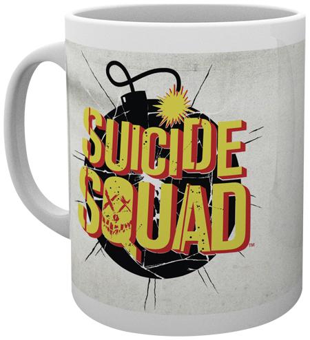 Suicide Squad Fanartikel - Tasse 1 - EMP Merchandising - kulturmaterial