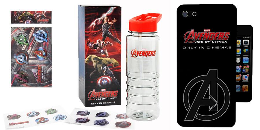 Avengers 2 - Age Of Ultron - Marvel - kulturmaterial - Gewinnspiel
