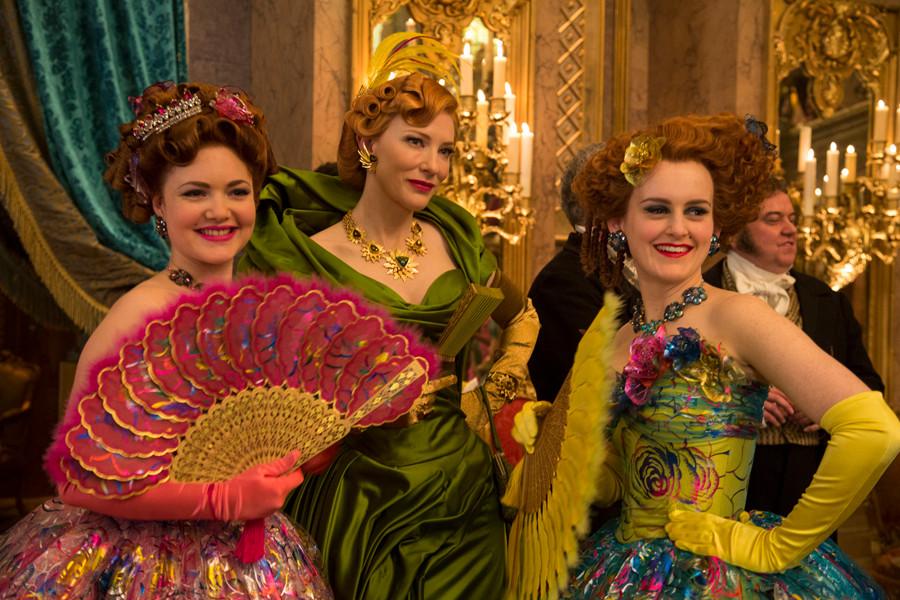 Cinderella - Cate Blanchett - Holliday Grainger - Sophie McShera - Disney - kulturmaterial