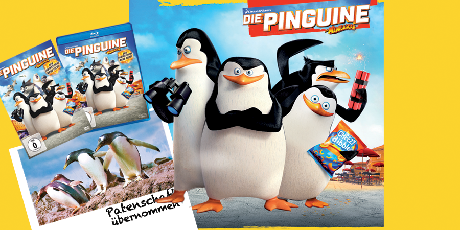 Die Pinguine aus Madagascar - 20th Century Fox - kulturmaterial