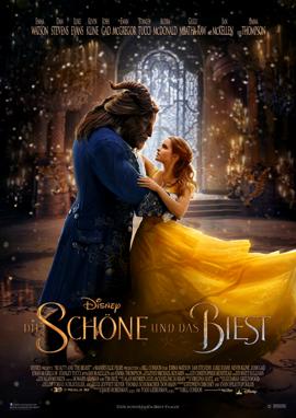 Die Schöne und das Biest - Disney - kulturmaterial