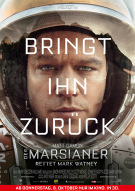 Der Marsianer Rettet Mark Watney - 20th Century Fox