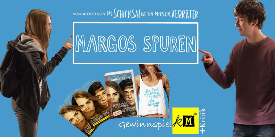 Margos Spuren - Cara Delevingne - Nat Wolff - 20th Century Fox - kulturmaterial