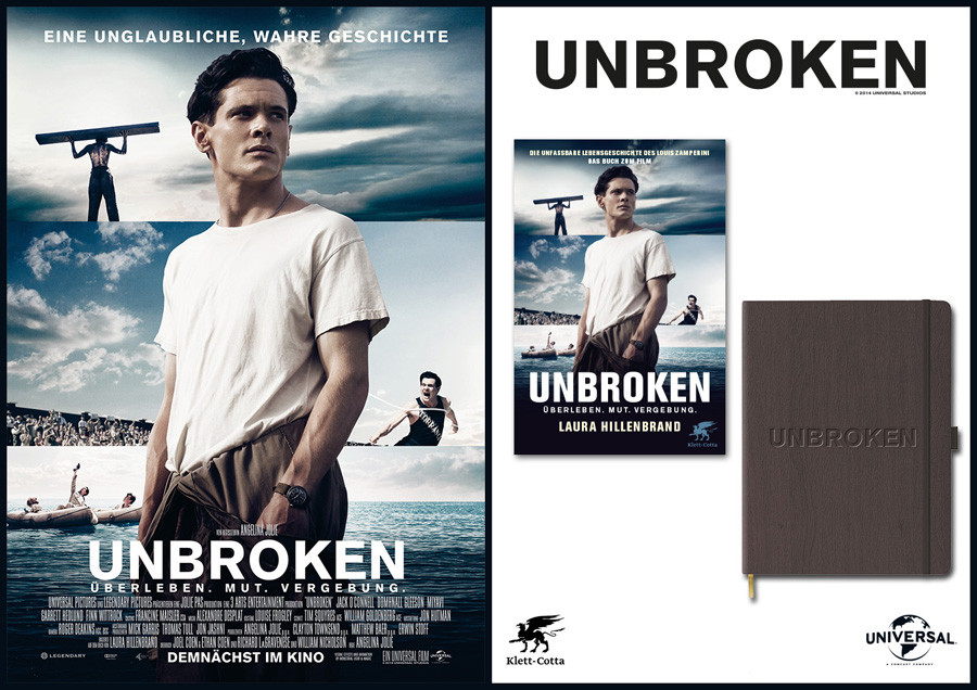 Unbroken-Film-Gewinnspiel-Angelina Jolie-Universal-kulturmaterial