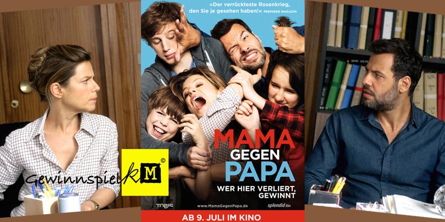 Mama gegen Papa - Tobis - kulturmaterial
