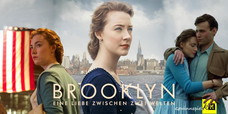 Brooklyn Eine Liebe Zwischen Zwei Welten - Kino Film - 20th Century Fox - kulturmaterial