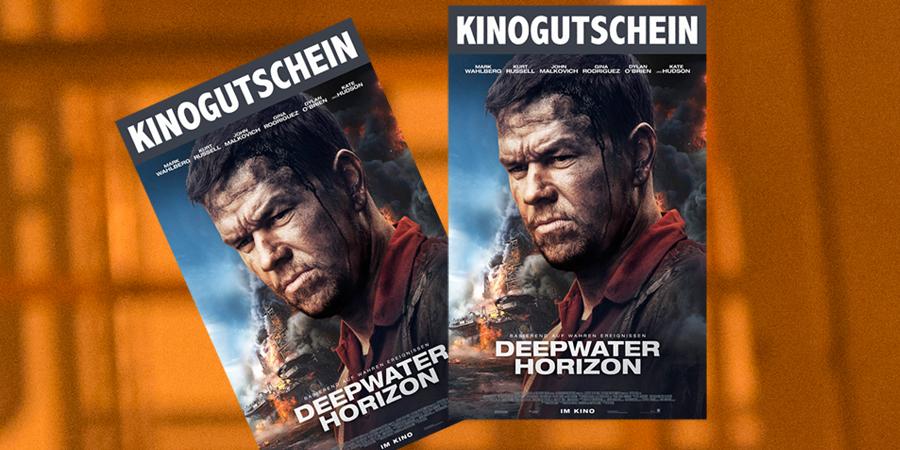 Deepwater Horizon im Kino Gewinnspiel - Mark Wahlberg - Studiocanal - kulturmaterial