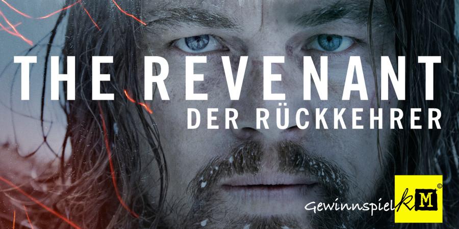 Leonardo DiCaprio - The Revenant - Fox Kino - kulturmaterial